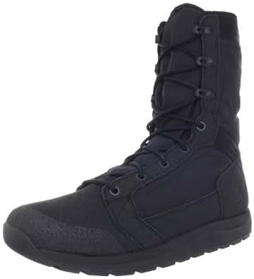 """Danner Men's Tachyon 8"""" Duty Boots,Black,7 EE US"""