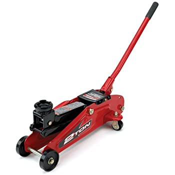 Powerbuilt 640181 Garage 2-Ton Trolley Jack