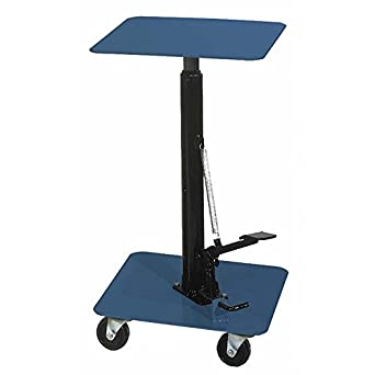 Perfect Wesco Industrial Products 260059 Steel Standard Duty Lift Table, 200 Lb.  Capacity,
