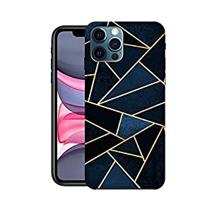 Abaci® Compatible for iPhone 12(Pro Max)(2021) Royal Pattern Mobile Phone Back Cover Case Stylish Designer 3D Printed…