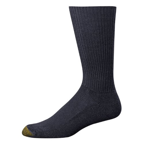 - Gold Toe Fluffies Casual Ankle Sock (Gray)