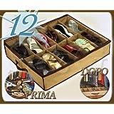 Porta scarpe scarpiera tessuto non tessuto 18 posti casa armadio colorato casa e cucina - Portascarpe salvaspazio ...