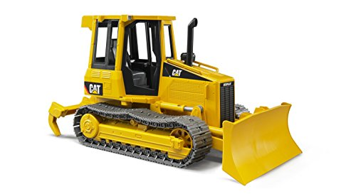 Cat Bulldozer - Bruder 02444 Cat Track-type Tractor