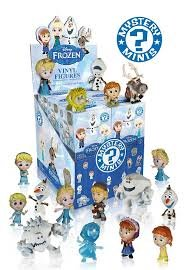 """Funko Disney Frozen Mystery Mini Action Figure - Anna """"Ice"""" 1/36 Rarity"""