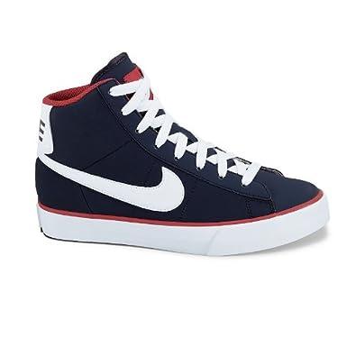 buy popular a121d de92a Amazon.com   Nike Sweet Classic High (GS PS) Obsidian 2.5   Shoes