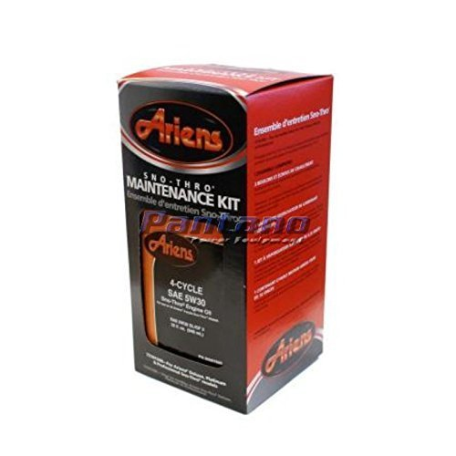 Ariens OEM Sno-Thro Maintenance Kit for Deluxe Platinum 72101300 by Ariens