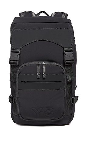 Y-3 Men's Ultratech Backpack, Black, One Size by adidas