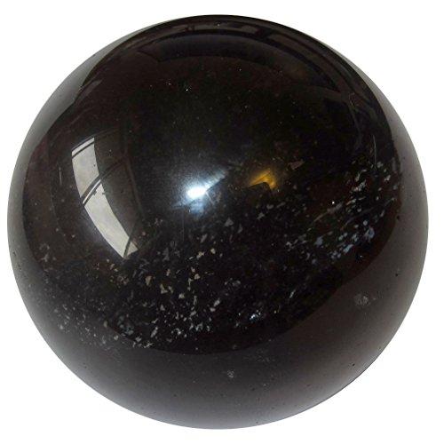 (Satin Crystals Smoky Quartz Ball 2