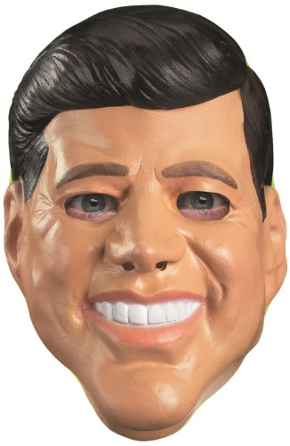 Disguise Kennedy Vinyl Costume Mask