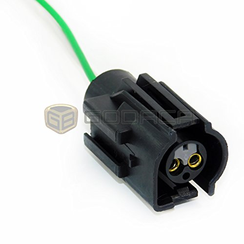 1 X Connector 2-way Air Charge Coolant Temperature Sensor Ford Pt2316 Pt309 ()