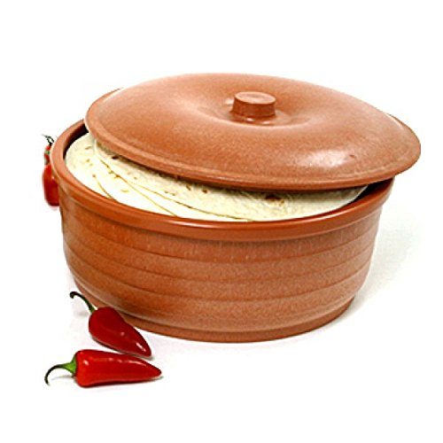 Norpro Tortilla Pancake Keeper (Server Tortilla Plastic)