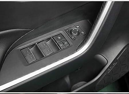 High Flying Für Rav4 Xa50 2019 2020 2021 Interieur Türverkleidungen Ambientebeleuchtung Plug Play Für Fahrertür 1 Stück B Style Auto