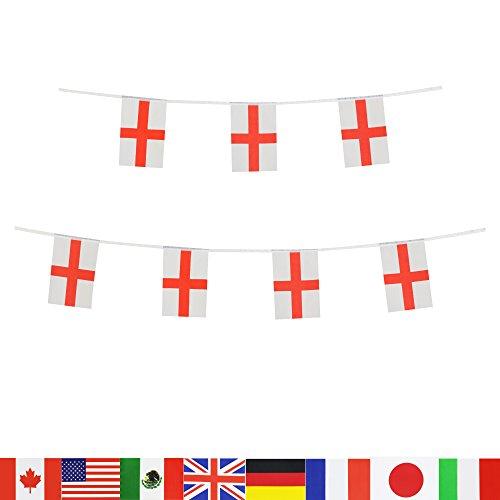 England Flag,LoveVC 100 Feet English Flag National Country W