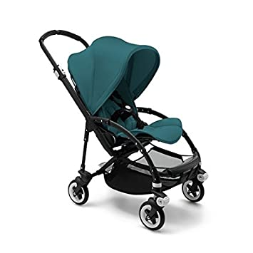 Bugaboo Bee 3 Special Edition Pastel Stroller in Petrol Blue by Bugaboo Strollers