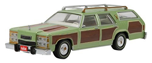 Greenlight Collectibles 1983 National Lampoon's Vacation Wagon Queen Family Truckster Vehicle (1:43 Scale)