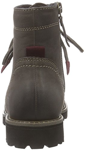 Tamaris 25251 Damen Combat Boots Braun (Cigar Antic 436)