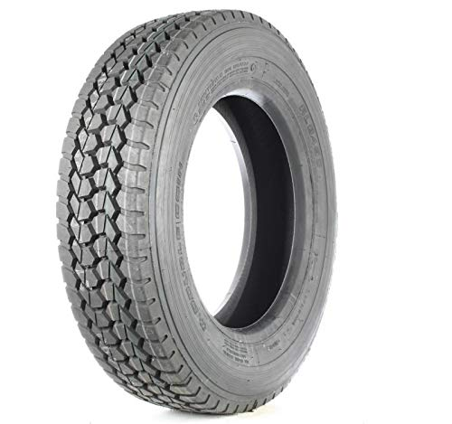 Double Coin RLB490 Commercial Truck Radial Tire-22570R19.5 128N