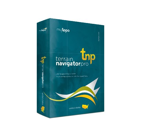 ator Pro Nevada Map DVD-ROM (Windows) (Mytopo Terrain Navigator)