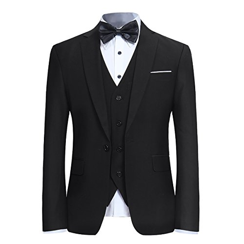 Buy mens blazer white and black