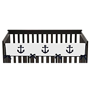 41oV6kxtfoL._SS300_ Nautical Crib Bedding & Beach Crib Bedding Sets