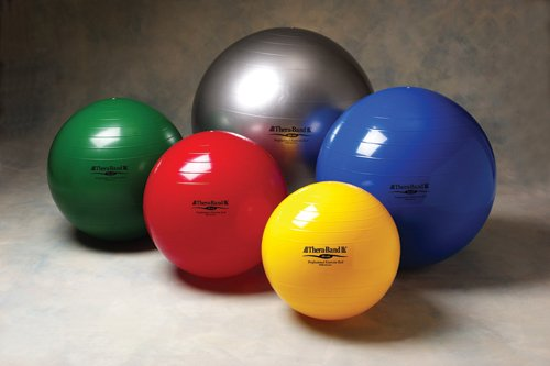SPECIAL PACK OF 3-Thera-Band Exercise Ball- 18 - 45 Cm- Yellow