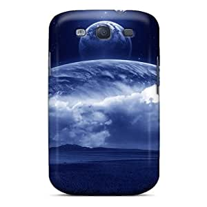Pretty Galaxy S3 Case Cover/ Digital Universe Series High Quality Case