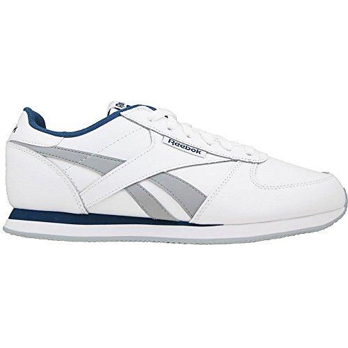 Zapatos Reebok Cl Real del basculador para hombre M46484 Blanco