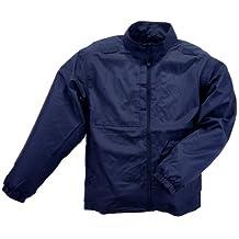 5.11 Tactical Series 48035 Packable Jacket (Dark Navy, X-Large)