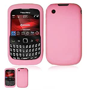 BlackBerry 8520 8530 9300 Baby Pink Silicone Case