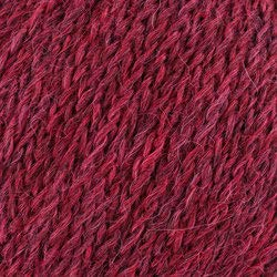 Valley Yarns Peru Worsted Weight Yarn, 84% Baby Alpaca/8% Merino Wool/8% Nylon - 4 Red Maple