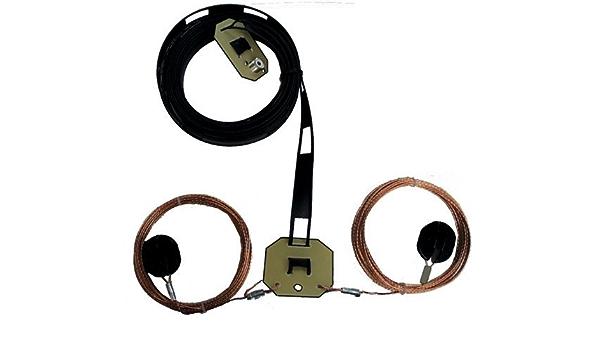 MFJ Enterprises Original MFJ-1778M G5RV Junior Wire Antenna ...
