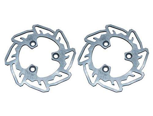 1 PCS Motorcycle Bearing Sport Racing brake rotor disc Fit For Honda DIO 50 50 FRONT - L / R