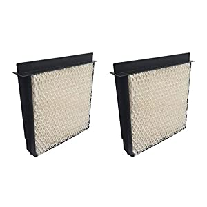 Heating, Cooling & Air Humidifier Filter for Bemis Essick Air 1040 Super Wick - 2 Pack