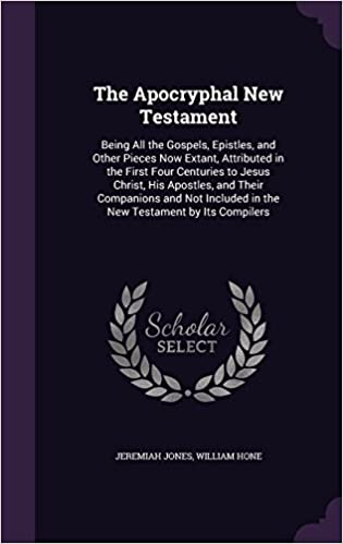 New pdf testament apocryphal the