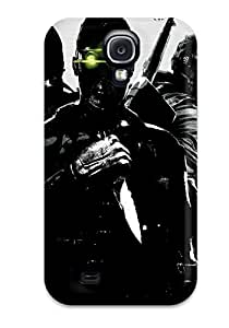Best New Arrival Premium S4 Case Cover For Galaxy (tomclancy Games Hd) 1851840K48512576