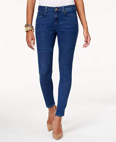 (Michael Kors Petite Selma Skinny Jeans (Turq/Aqua, 12 P))