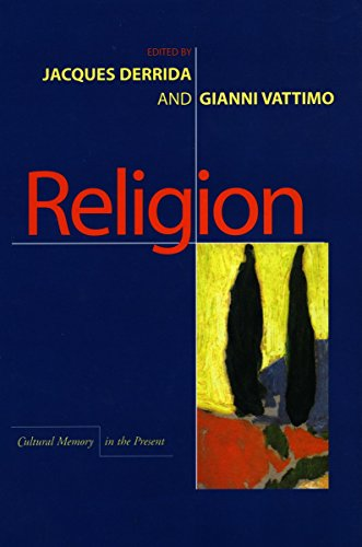 Religion (Cultural Memory in the Present)