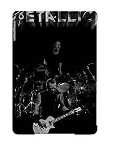 AytUWKo5369VyfwD Metallica Bands Groups Music Entertainment Heavy Metal Hard Rock Thrash Fashion Tpu Case Cover For Ipad Air, Series