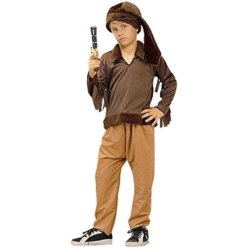 Child's Daniel Boone Costume (Size: Medium 8-10) -