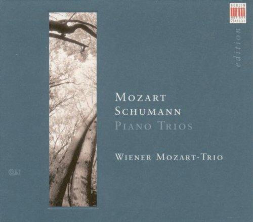 Mozart, W.A.: Piano Trio No. 4 / Divertimento, K. 254 / Schumann, R.: Piano Trio No. 2 (Vienna Mozart-Trio) (Vienna Mozart Trio)