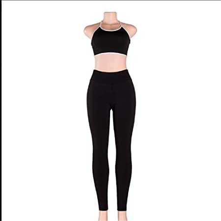 LZ Yoga Conjunto de Mujer, Mujeres Chaleco Deportivo Top and ...