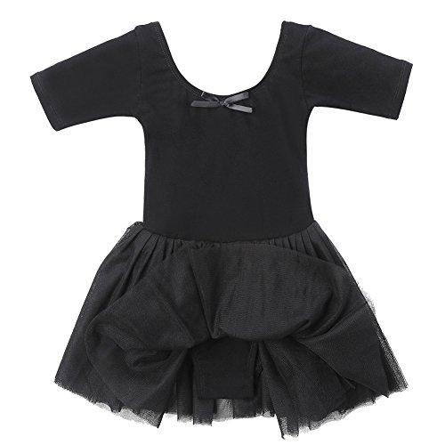 81d69d401 STELLE Toddler Girls Cute Tutu Dress Leotard For Dance