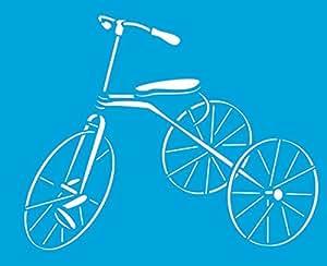 8 3 x 6 8 21cm x 17cm reusable flexible for 70 bike decoration