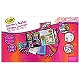 Crayola Memory Maker Scrapbook Kit
