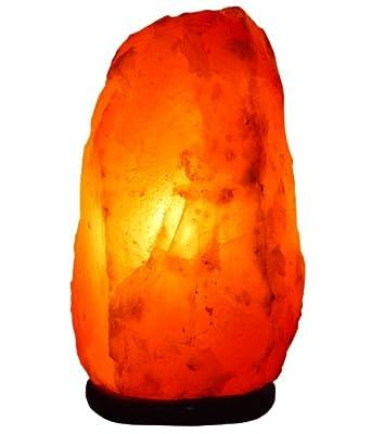 Salt Rock Lamp Debunked : Amazon.com: Indus Classic Himalayan Salt Rock Crystal Lamp, 5-7 Lbs: Home Improvement