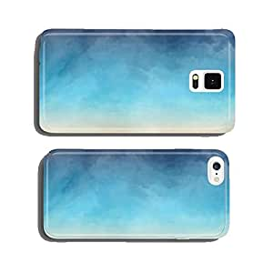 Abstract Watercolor Texture cell phone cover case Samsung S6