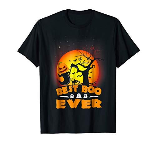 Best Boo Ever T Shirt Halloween Costume Tshirt -