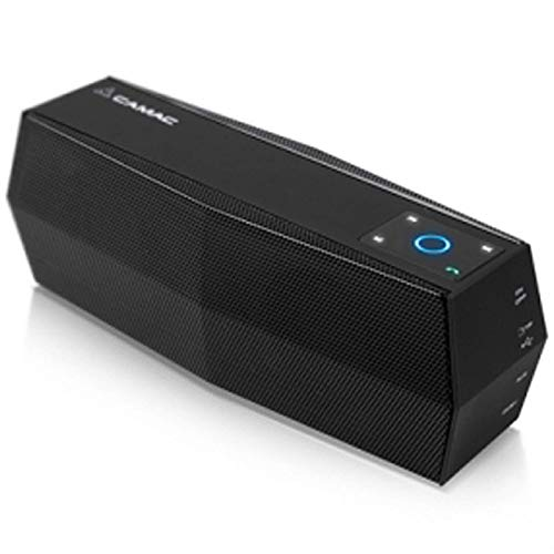 Portable Bluetooth Speaker Deep Bass Sound Wireless Speaker Mini Desktop Speaker with Microphone TF Card Slot MP3 Player Compatible with Android Cell Phones Samsung Huawei Motorola Ios LG Ipad Tablets]()