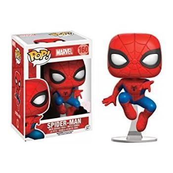 funko pop marvel spider man homecoming spider. Black Bedroom Furniture Sets. Home Design Ideas