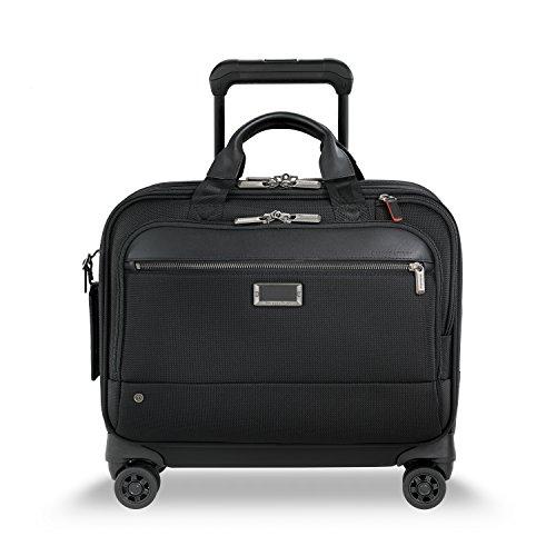 Briggs & Riley @work Medium Spinner Briefcase, Black ()